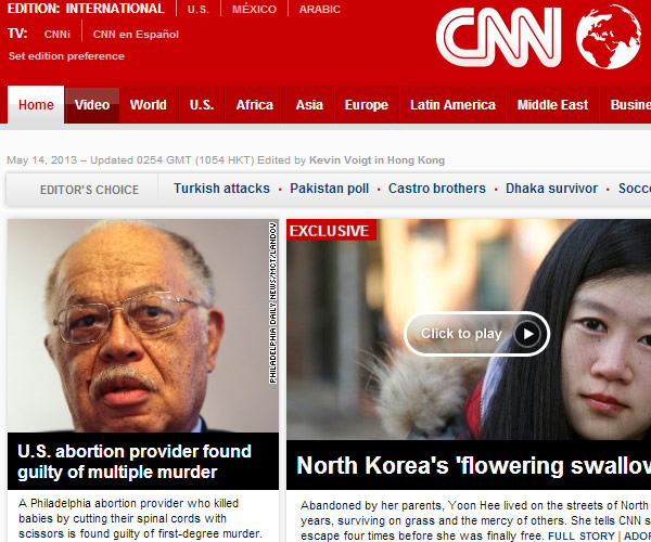 World News : CNN