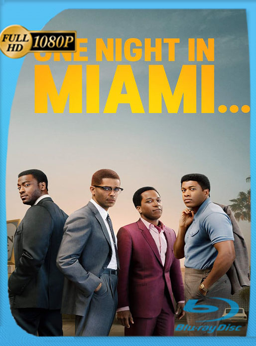 Una Noche en Miami… (2020) 1080p WEB-DL AMZN Latino [GoogleDrive] [tomyly]
