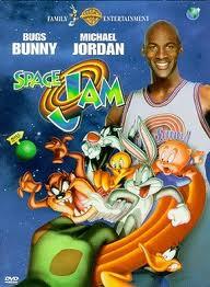 Filme Poster  Space Jam : O Jogo do Século DVDRip RMVB Dublado-TELONA