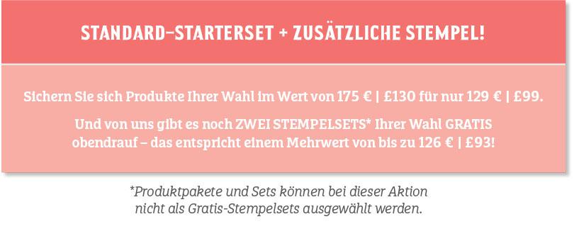 Starterset für 129 €. Dein Einstiegs WUNSCH Kit als SU Beraterin!