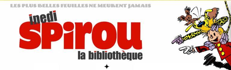 Spirou: La bibliothèque