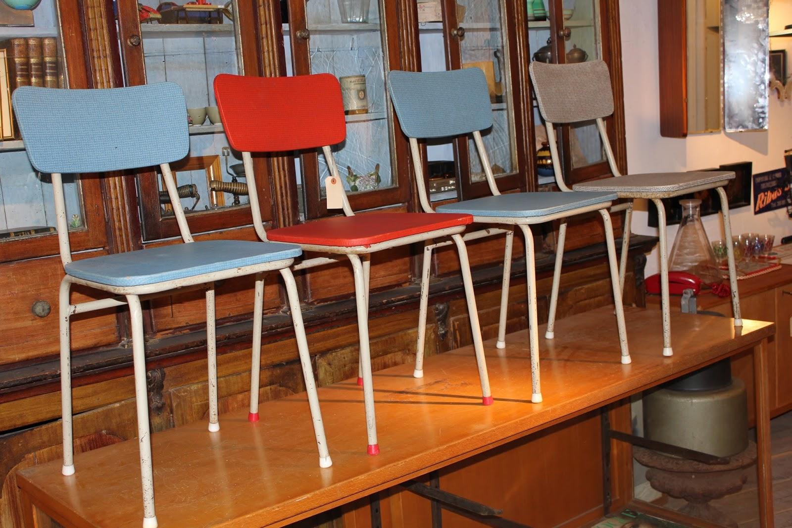Silla vintage segunda mano sillas para un comedor rstico for Sillas vintage segunda mano