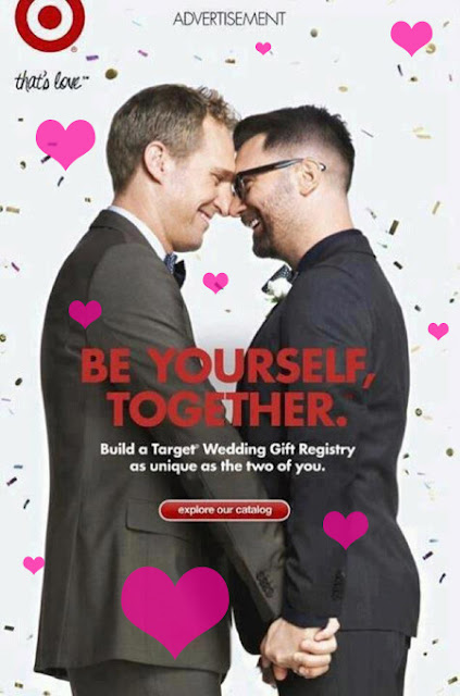Target targets the gays&#8230;
