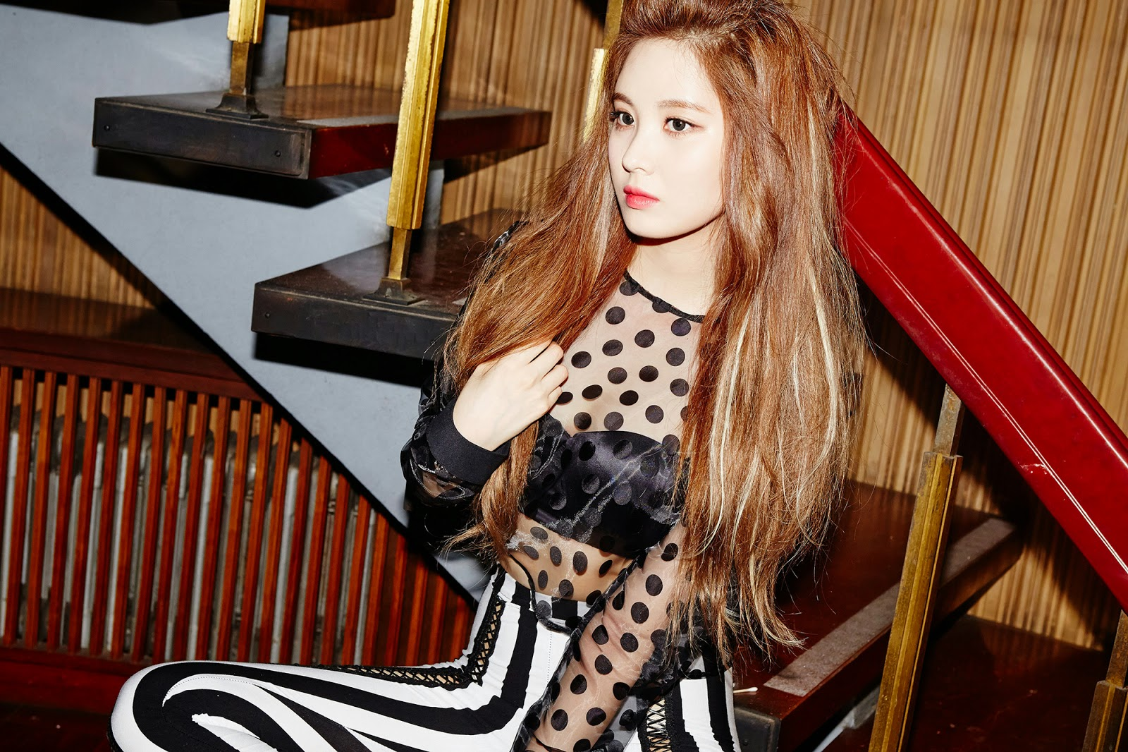 pictures 140913 snsd seohyun taetiseo 2nd mini album