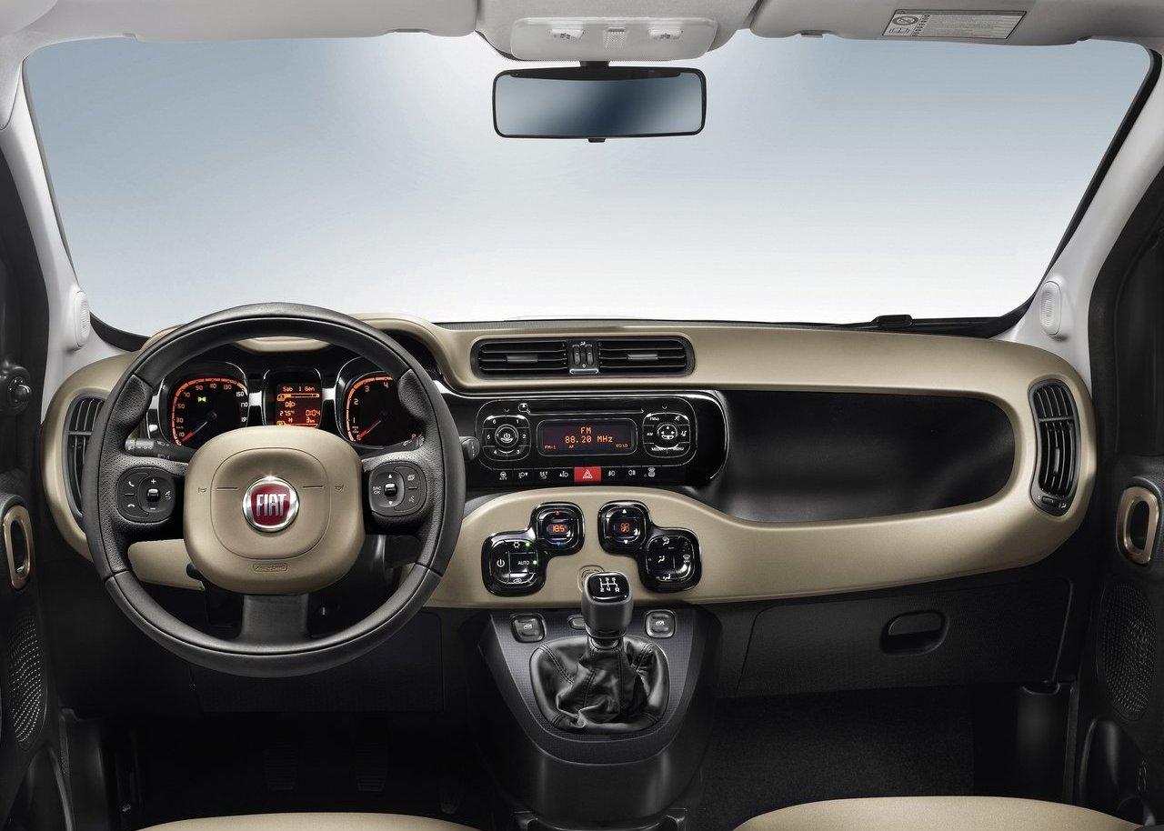 CAR: Fiat Panda