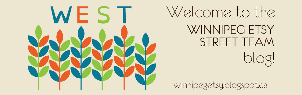 W.E.S.T | Winnipeg Etsy Street Team
