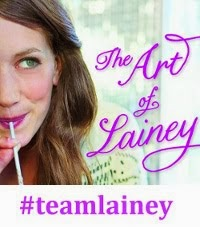 Part of the #TeamLainey Street Team :)