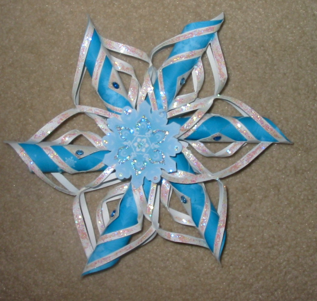 3d Snowflake Template Snowflake gypsy file share