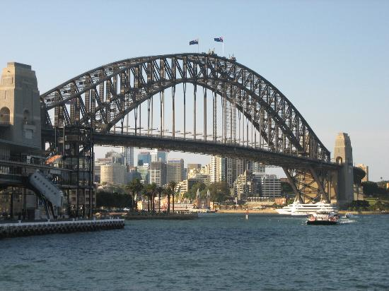 Sydney harbour New South Wales