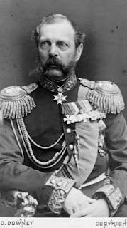 Alexandre II, tsar de Russie 1818-1881