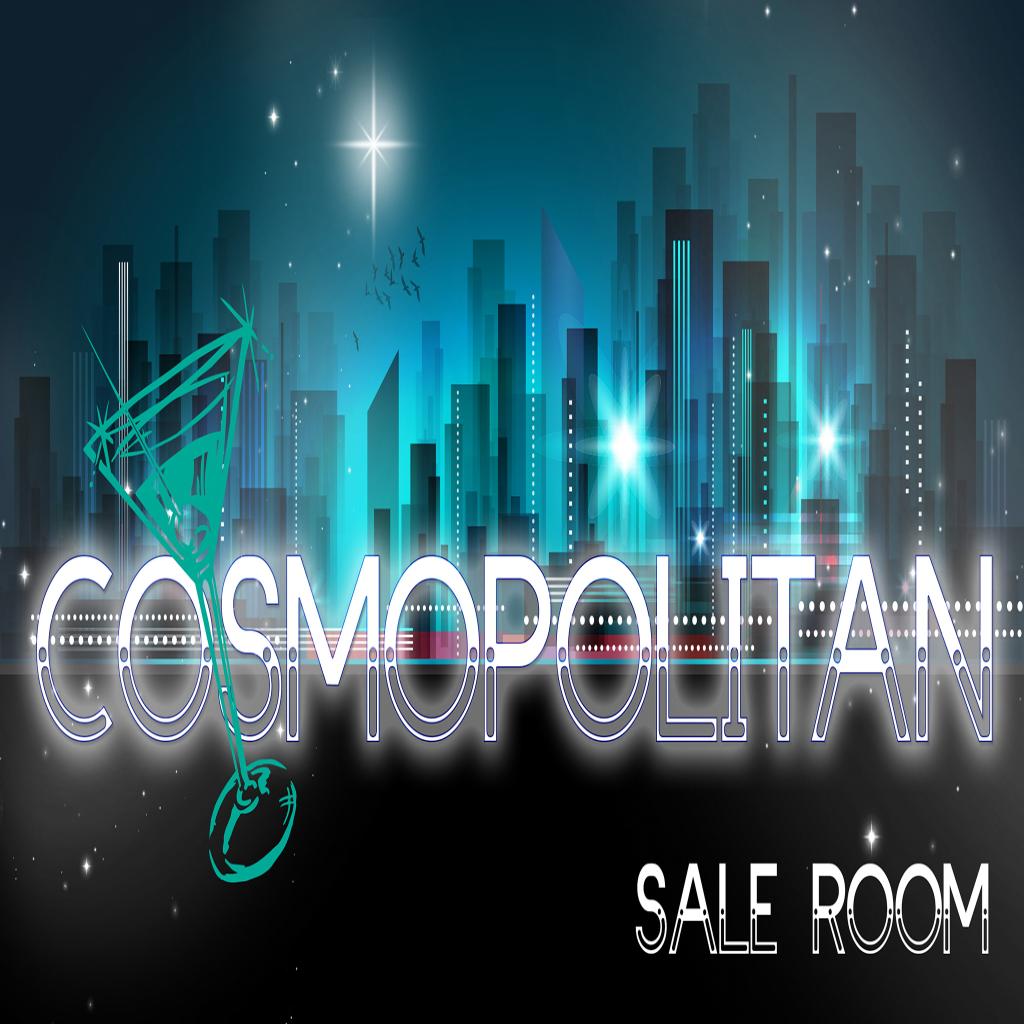 Ϯ  Cosmopolitan Sales Room  Ϯ