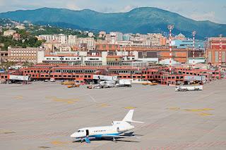 """Aeroporto di Genova non """"strategico"""""""