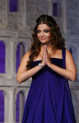 Aishwarya Rai fatty look in longines event 2