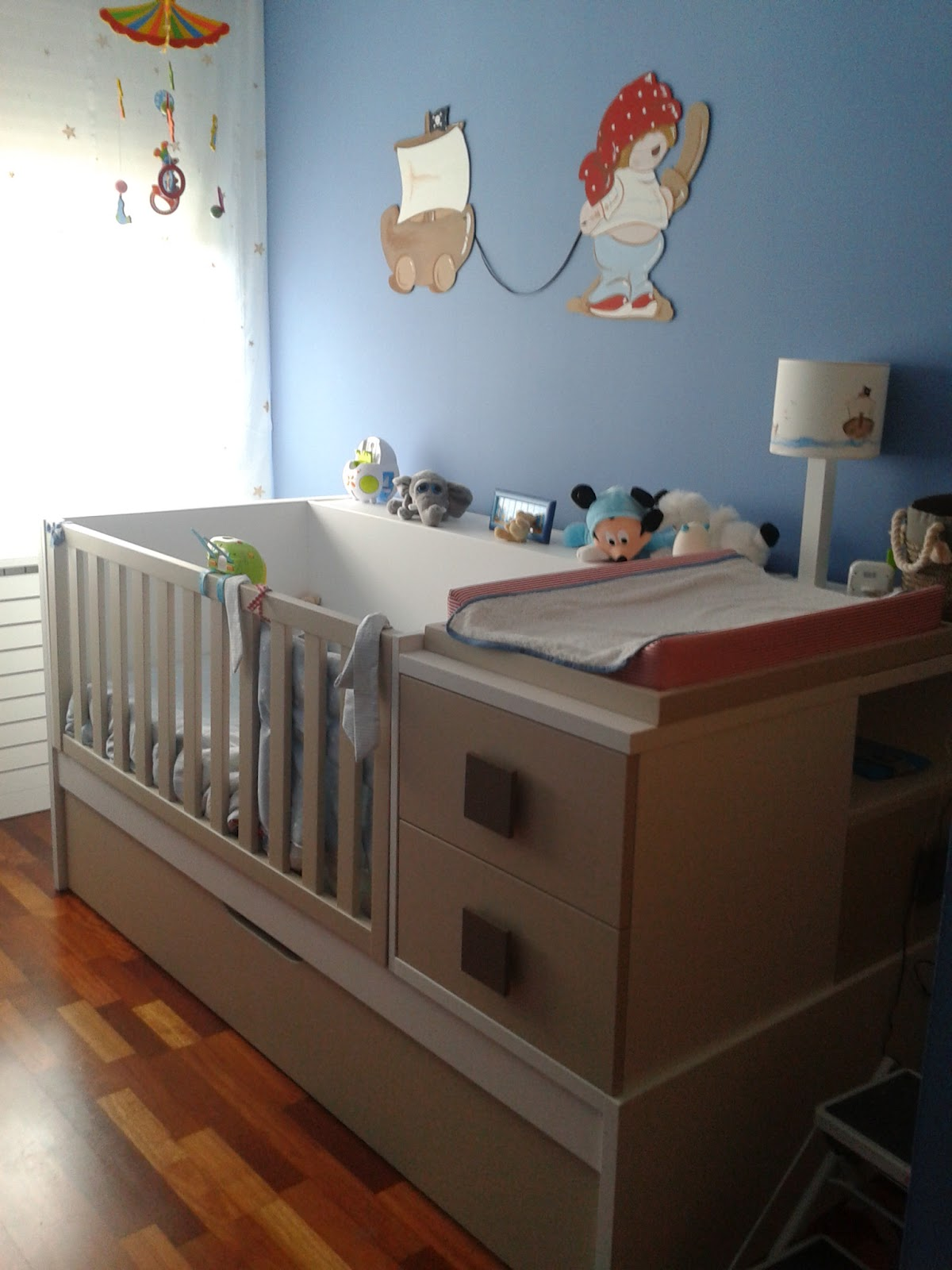Deco chambre bébé Décoration de la chambre d'un enfant