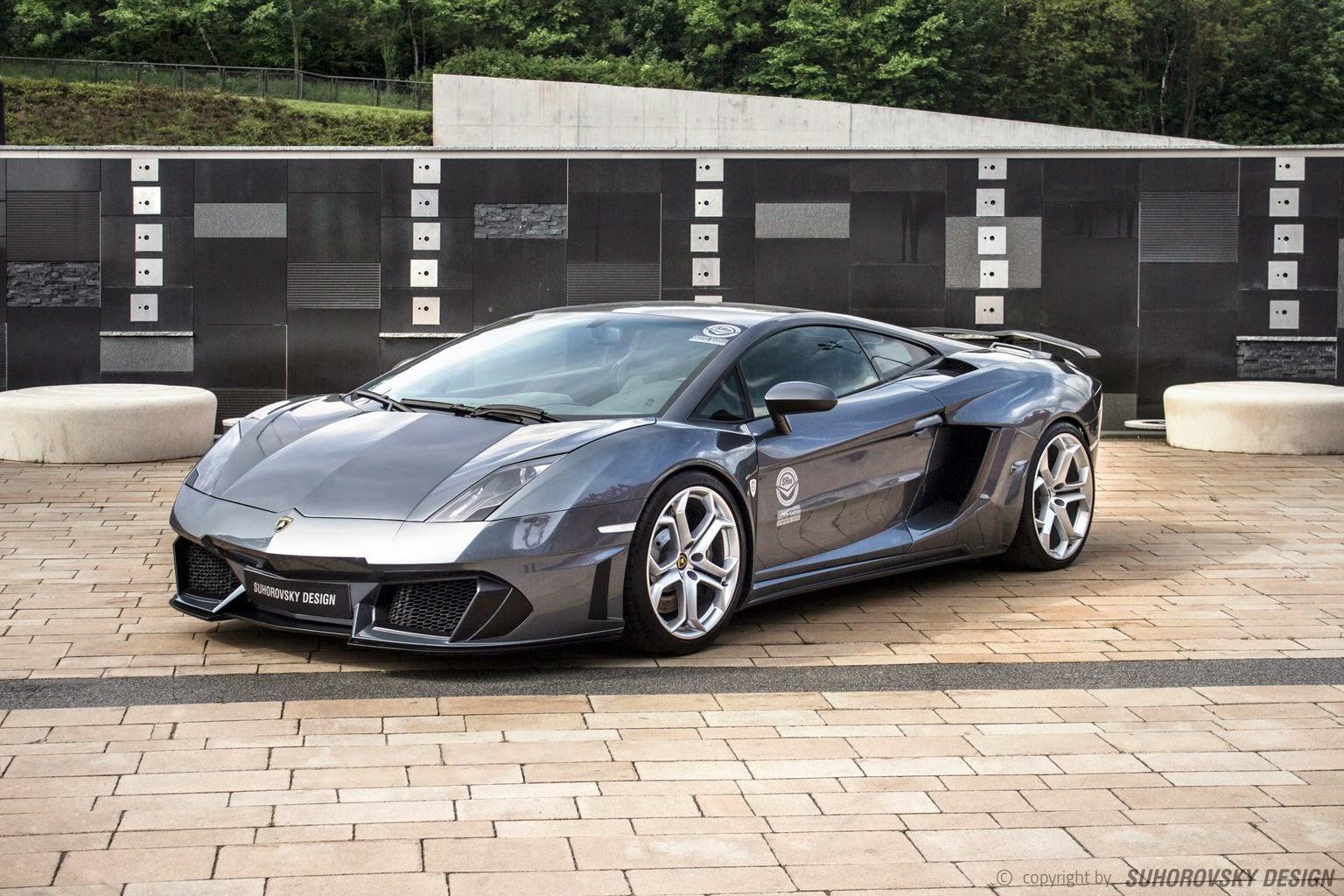 Russian Tuned Lamborghini Gallardo Impersonates The Aventador