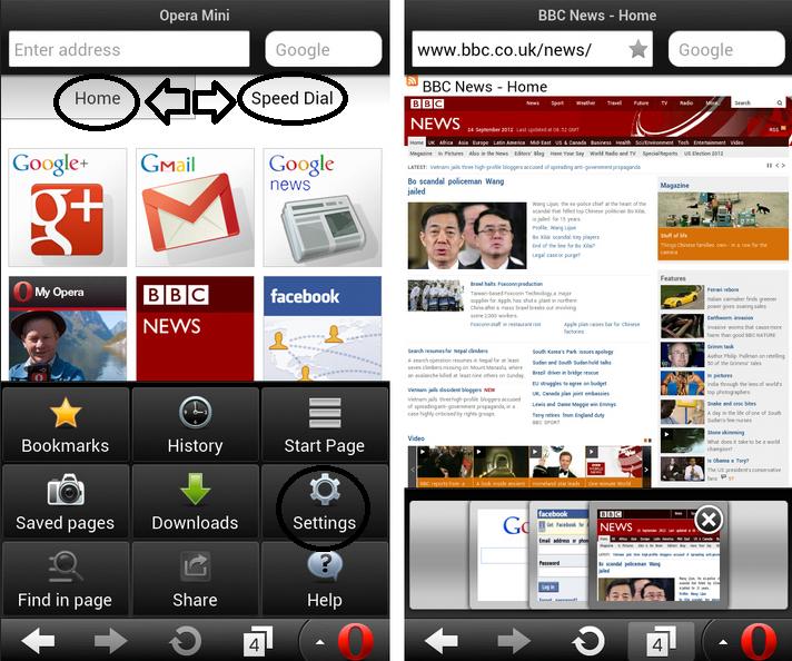 Download Opera Mini Terbaru Untuk HP Android