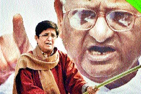 Anna Hazare's Movement Against Corruption