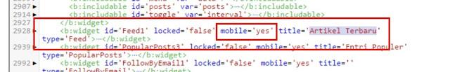 2 Langkah Mudah Menampilkan Iklan Pada Blog Versi Mobile