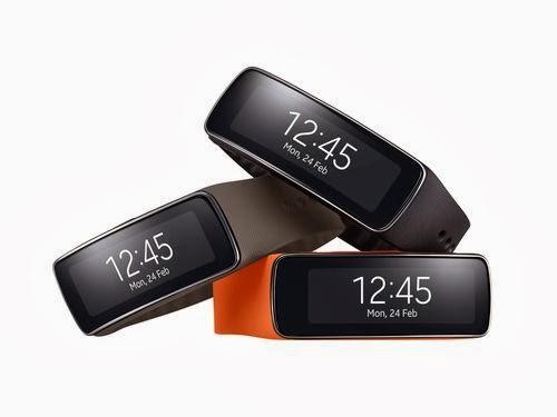 Samsung, Samsung Gear Fit, Gear Fit