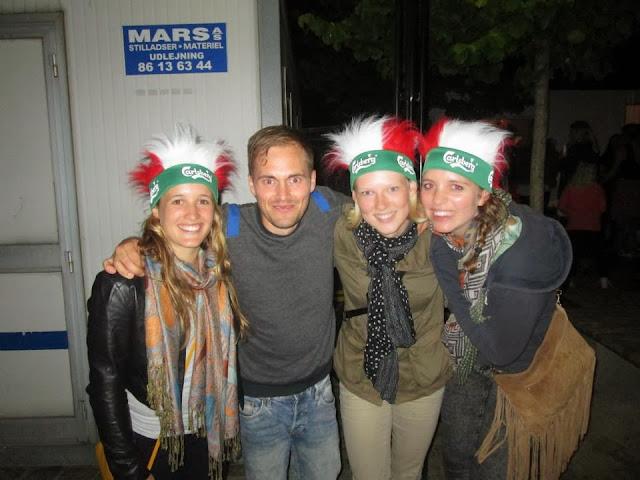Lige afslutningsvis et billede fra sidste (gratis!) koncert med den kære Kris Herman. Det var helt sikkert ikke sket på Stubmarken!