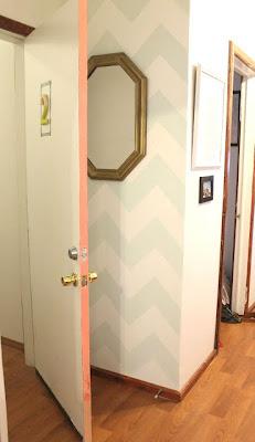 pintar laterais da porta de outra cor colorido ideias para pintar porta