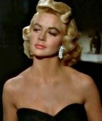 """Dorothy Malone, en """" Escrito sobre el viento """""""