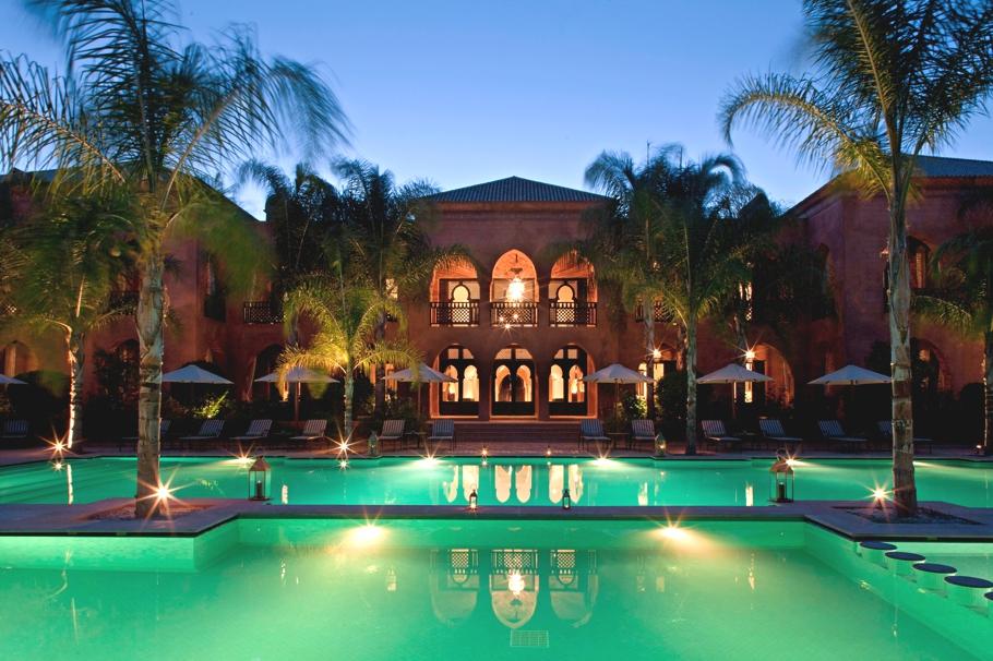 Marrakech Morocco Tourist Destinations