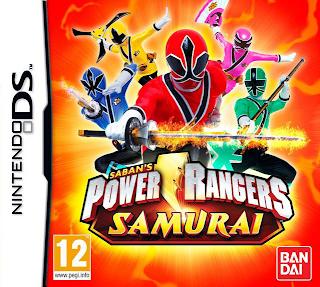 Power Rangers: Samurai