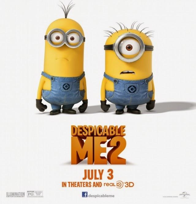 La  película Despicable Me 2 (Gru - Mi villano favorito 2)
