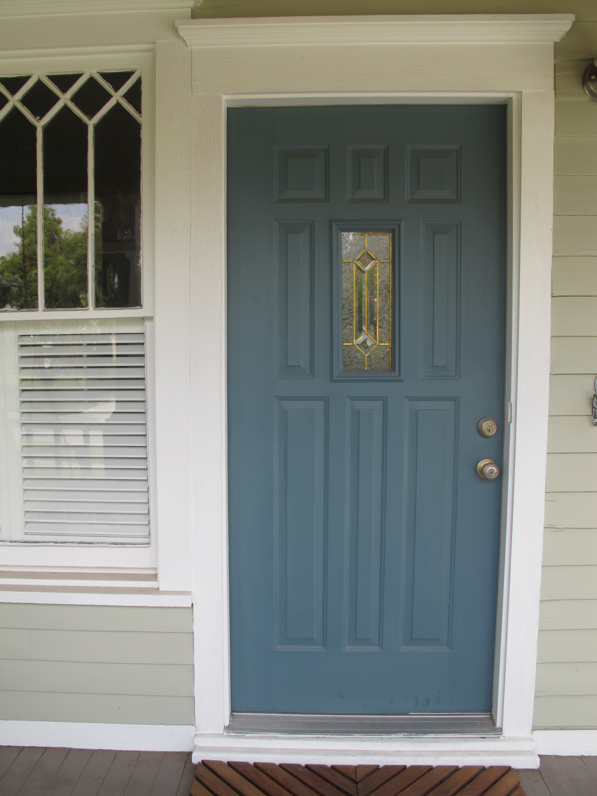 #362...craftsman bungalow door & Christie Chase: #362...craftsman bungalow door