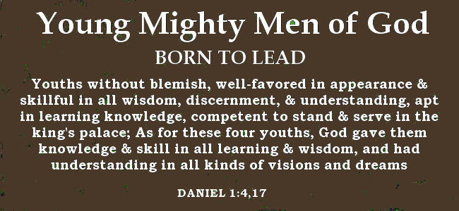 Young Mighty Men of God