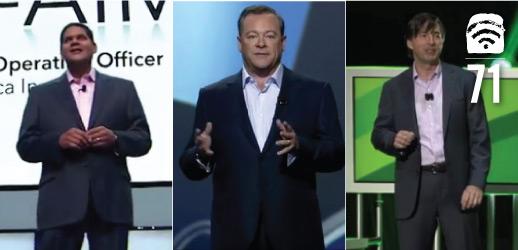 E3 2012 Nintendo Sony Xbox 306