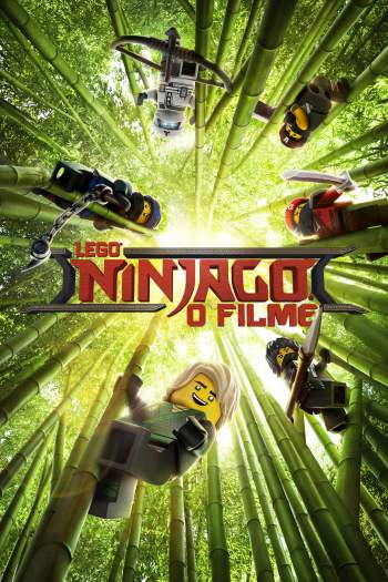 LEGO Ninjago: O Filme Torrent – BluRay 720p/1080p Dual Áudio