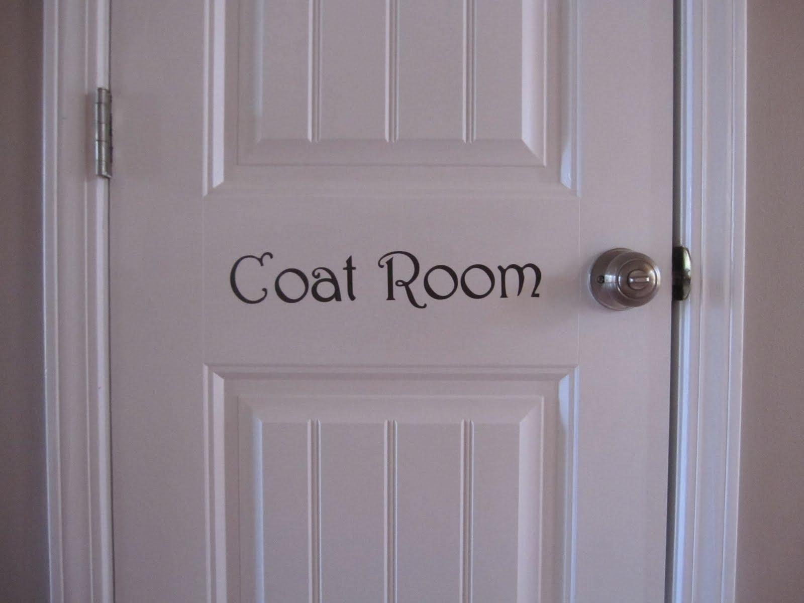 & Door Labels