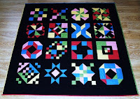 Amish quilt