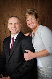 President & Sister Egbert
