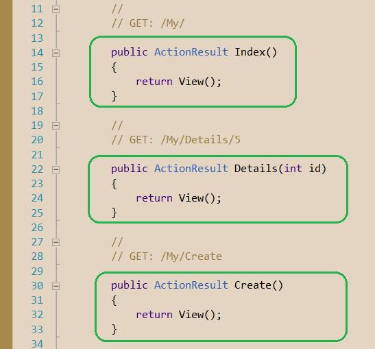 asp net mvc step by step pdf