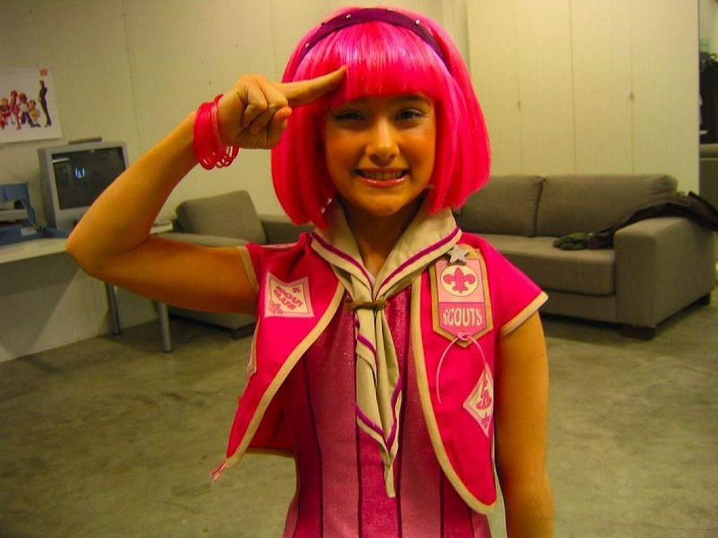 Stephanie From Lazytown