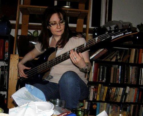 playin' bass