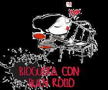 """Premio """"Bloguera con buen rollo"""""""