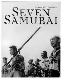 Phim Bảy Võ Sĩ Samurai