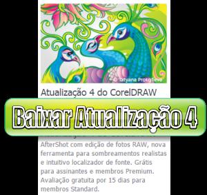 CorelDRAW Graphics Suite X7 – Atualização 4