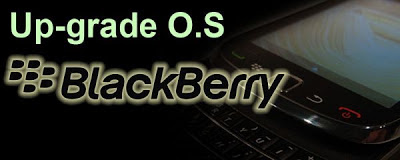 Cara Upgrade OS Blackberry Segala Tipe