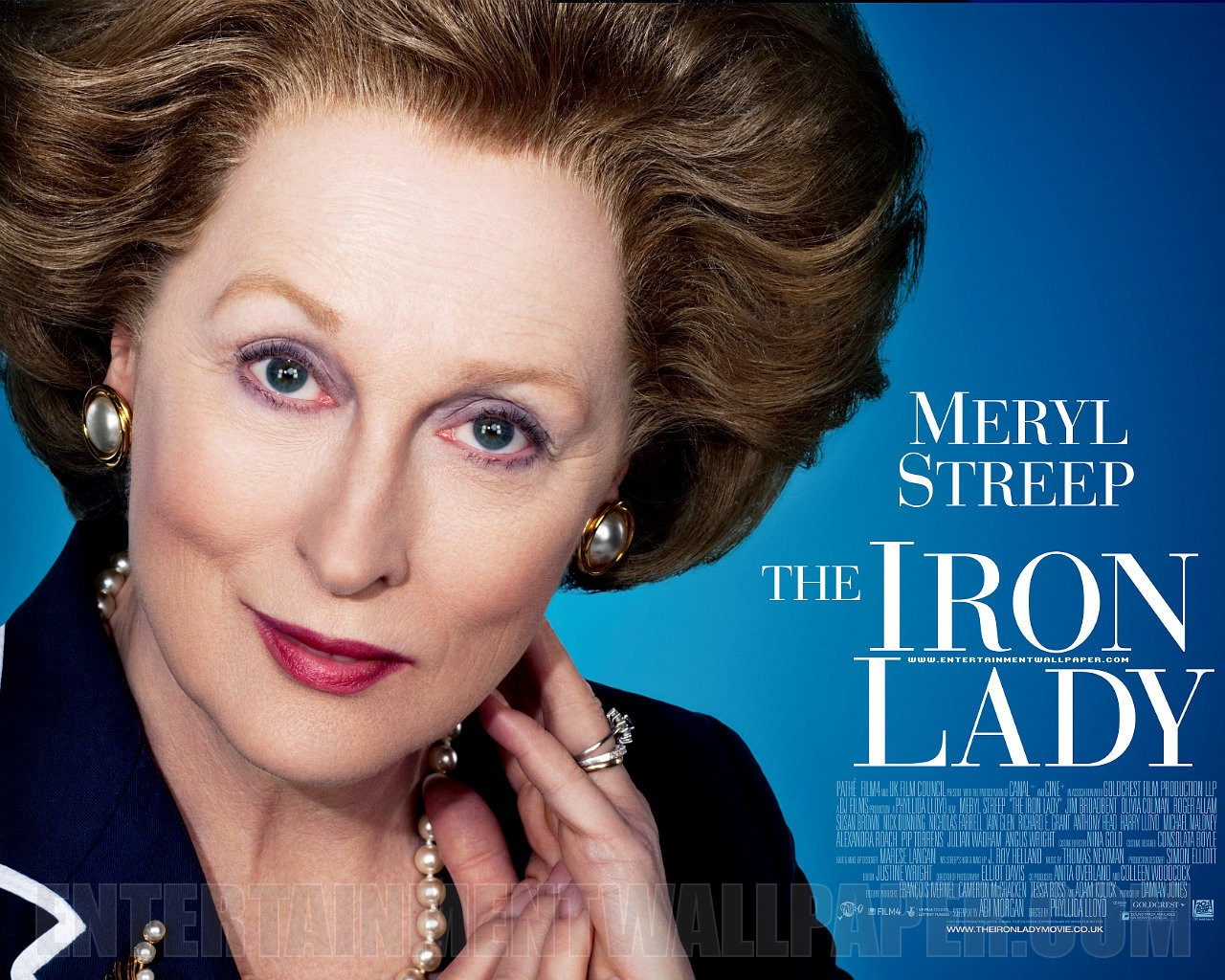 iron women Watch video  a look at the lives of the strong-willed women of the  i watched the iron lady last night and quite frankly i am amazed at some of the reviews which state.