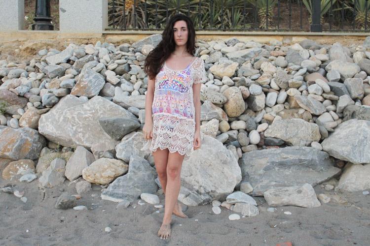 OOTD: beach dress