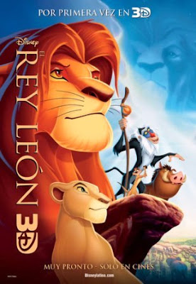 The Lion King (El Rey León 3D)(2011).