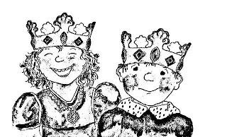 Heilige Drei Könige Malvorlagen - Weihnachten - Kinder-Malvorlagen com