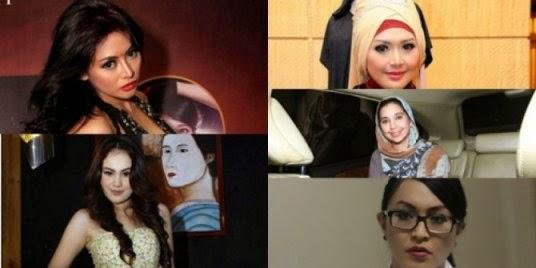 artis indonesia yang korupsi