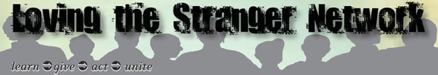 Loving the Stranger
