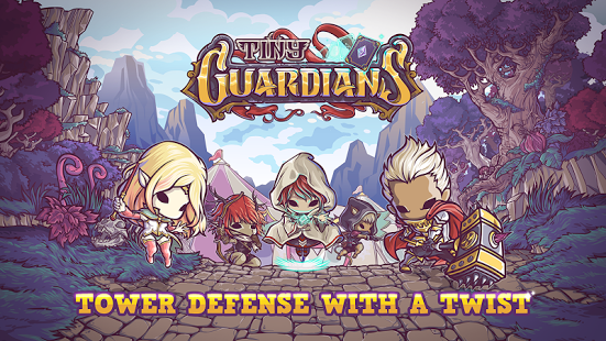 Tiny Guardians Android APK + Data